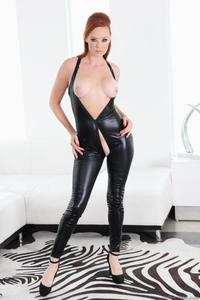 Bustybabes In Their Latex Outfit