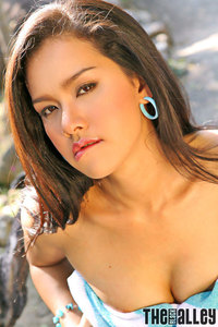 Hot Asian Teen Strips Naked