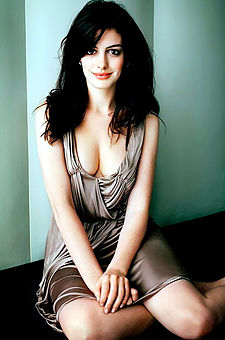 Anne Hathaway Most Beautiful Woman Ever