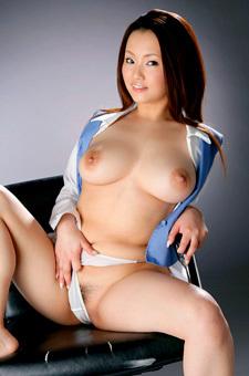 Rika Aiuchi Hairy Asian Pussy