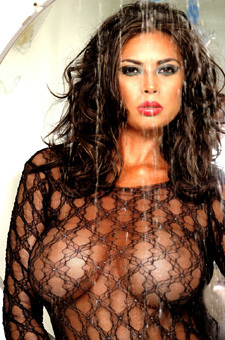 Tera Patrick In The Shower