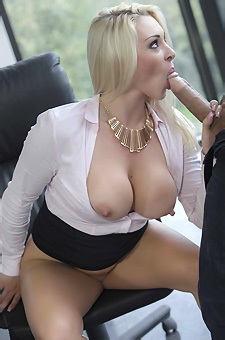 Hardcore Sex In The Office Featuring Victoria Summer