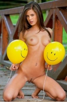 Caprice With Smileys