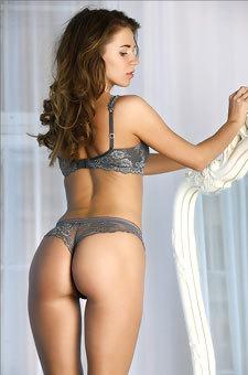 Sexy Babe Mary Kalisy Strips