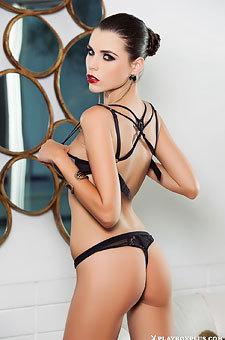 Playboy Mash-Up Best Of Brunettes
