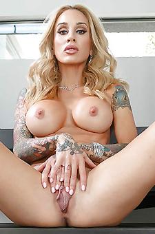 MILF Pornstar Sarah Jessie