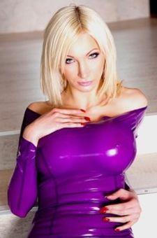 Purple Latex Passion