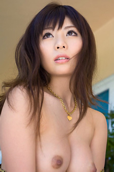 Pure Beauty Asian Babe Aya Hirai